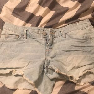Missimo denim shorts